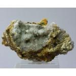 Гемиморфит, м-ние Шаймерден, Сев. Казахстан, 70х45х40 мм.