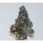 Гемиморфит, смитсонит, м-ние Шаймерден, Сев. Казахстан, 40х50х30 мм.