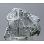 Гипс, актинолит, гематит, м-ние Куржункуль, Сев. Казахстан, 60х50х15 мм.
