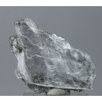 Гипс, актинолит, гематит, м-ние Куржункуль, Сев. Казахстан, 55х40х10 мм.