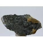 Манганит, кварц, м-ние Куржункуль, Сев. Казахстан, 70х35х20 мм.