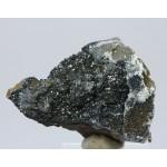Манганит, кварц, м-ние Куржункуль, Сев. Казахстан, 60х40х25 мм.