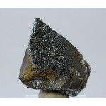 Манганит, кварц, м-ние Куржункуль, Сев. Казахстан, 45х45х25 мм.