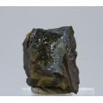 Манганит, кварц, м-ние Куржункуль, Сев. Казахстан, 30х35х30 мм.