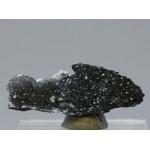 Манганит, кварц, м-ние Куржункуль, Сев. Казахстан, 40х15х10 мм.