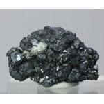 Гематит, клинохлор, м-ние Куржункуль, Сев. Казахстан, 33х20х15 мм.