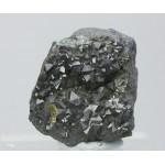 Магнетит, клинохлор, м-ние Куржункуль, Сев. Казахстан, 25х30х15 мм.