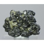 Магнетит, кальцит, м-ние Куржункуль, Сев. Казахстан, 40х25х20 мм.