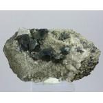Галенит, кварц, м-ние Джезказган, Ц. Казахстан, 90х50х30 мм.