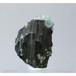 Гюбнерит, флюорит, м-ние Кара-Оба, Ц. Казахстан, 40х55х20 мм.
