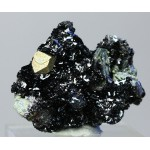 Магнетит, гемати, пирит, клинохлор, м-ние Куржункуль, Сев. Казахстан, 45х35х20 мм.