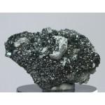 Гематит, магнетит, клинохлор, м-ние Куржункуль, Сев. Казахстан, 55х35х20 мм.