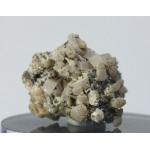 Родохрозит, гемиморфит, м-ние Шаймерден, Сев. Казахстан, 30х25х23 мм.