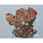 Самородная медь, Мичиган, США, 45х45х25 мм.
