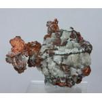Самородная медь, Мичиган, США, 55х40х20 мм.