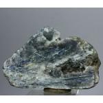Флюорит, антимонит, Монголия, 80х50х30 мм.
