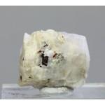 Манганнептунит, пик Марченко, Хибины, Кольский п-ов, 25х20х10 мм.