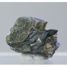 Дельхайелит, Центральный рудник, Хибины, Кольский п-ов