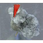 Стронциовитлокит, Ковдор, Кольский п-ов, 20х10х5 мм.