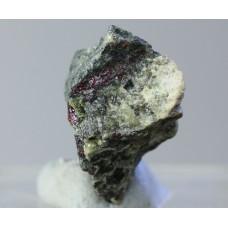 Прустит, арсенопирит, Яхимов, Чехия