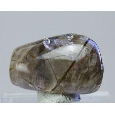 Астрофиллит в кварце, Кейвы, Кольский п-ов