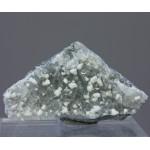 Сколецит, гидроксиапофиллит, м-ние Баженовское, Свердловская область, 40х20х15 мм.