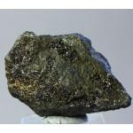 Андрадит, магнетит, В. Уфалей, Челябинская область, 60х40х35 мм.