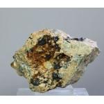 Гидроксилхондродит, магнетит, Прасковье-Евгеньевская копь, Челябинская область, 100х60х50 мм.