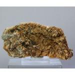Гидроксилхондродит, магнетит, Прасковье-Евгеньевская копь, Челябинская область, 105х50х30 мм.