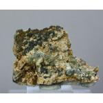 Гидроксилхондродит, магнетит, Прасковье-Евгеньевская копь, Челябинская область, 75х50х25 мм.