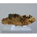 Гидроксилхондродит, магнетит, Прасковье-Евгеньевская копь, Челябинская область, 95х35х40 мм.