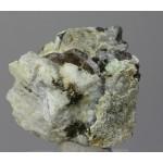 Титанит, Вишневые горы, Челябинская область, 45х45х25 мм.