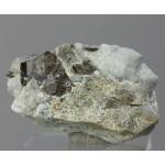 Титанит, Вишневые горы, Челябинская область, 50х30х35 мм.