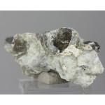 Титанит, Вишневые горы, Челябинская область, 75х35х35 мм.