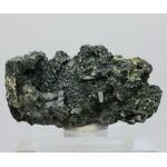 Эпидот, актинолит, м-ние Малый Куйбас, Челябинская область, 65х30х20 мм.
