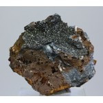 Манганит, Ахтинский рудник, Челябинская область, 55х45х30 мм.