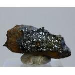 Манганит, Ахтинский рудник, Челябинская область, 45х20х30 мм.