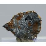 Манганит, Ахтинский рудник, Челябинская область, 30х20х10 мм.