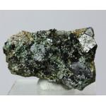 Андрадит, хлорит, м-ние Шилеинское, Челябинская область, 40х30х20 мм.