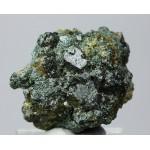 Андрадит, хлорит, м-ние Шилеинское, Челябинская область, 45х40х30 мм.
